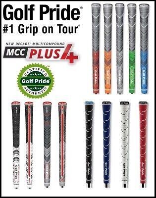 New Golf Pride Grip Selection Multi Compound Plus 4 Align VDR