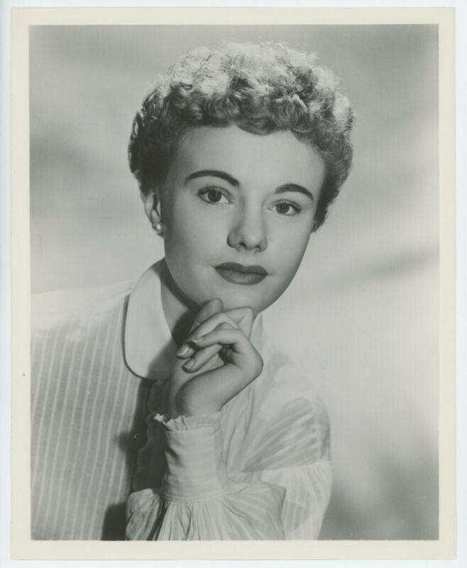 PEGGY ANN GARNER original movie photo 1950s
