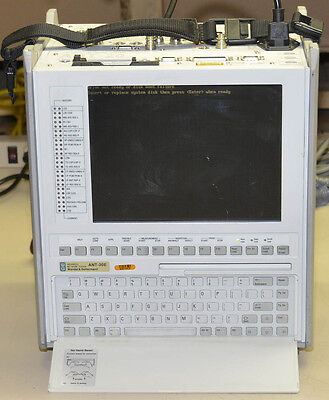 Wandel And Goltermann Ant-20e Advanced Network Tester