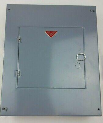 Wadsworth 125-amp 12-space 24-circuit Main Lug Breaker Panel Box - New In Box