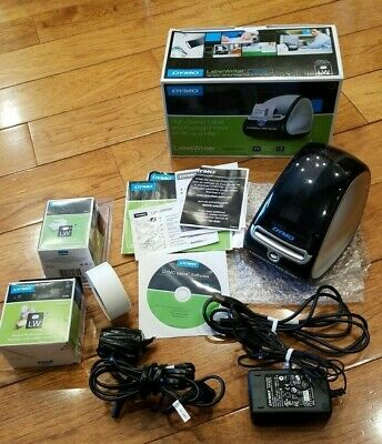Dymo Labelwriter 450 Turbo Thermal Labelbarcode Printer Extra Labels