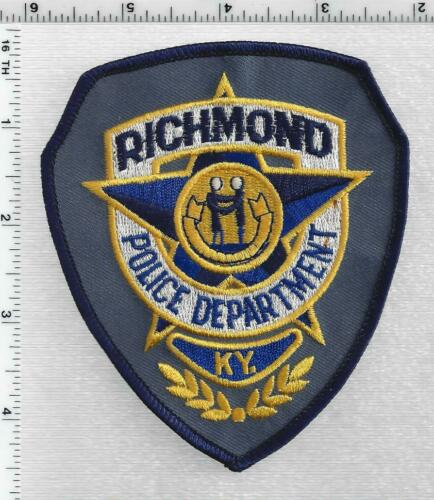 Richmond Police (Kentucky) 2nd Issue Shoulder Patch