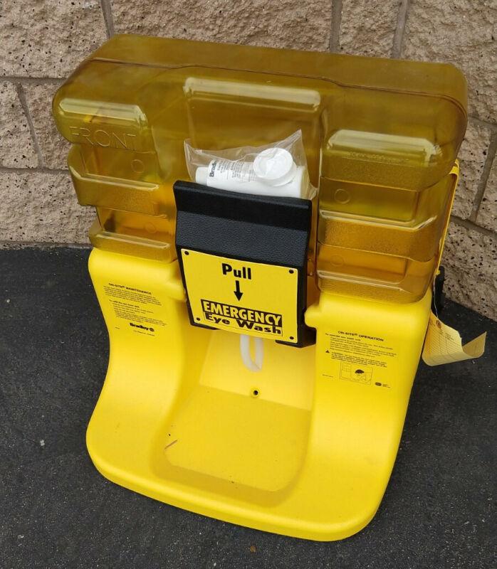 Bradley emergency eye wash station FREE Shipping