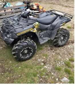 ISO Brutes, Can-Am, Grizzly, Kingquad, Arctic Cat, Polaris, etc