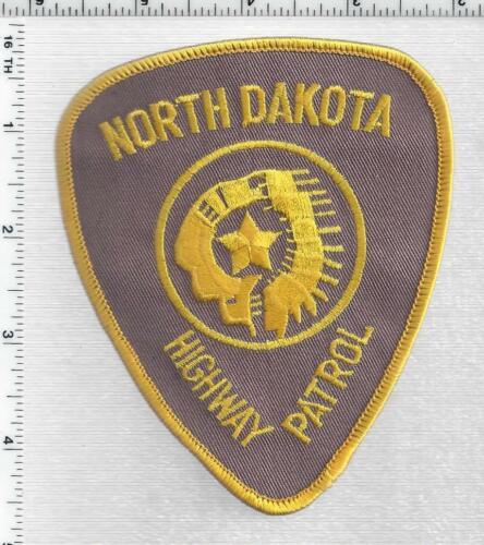 Highway Patrol (North Dakota) 3rd Issue Shoulder Patch