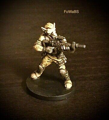 Star Wars Miniature Mak Eshka'rey - Imperial Assault 28mm painted by FoWaBS.