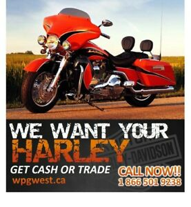 2015 Harley-Davidson Other WANTED  WE BUY FOR CASH AND/OR TAKE T