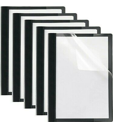 30 Pack Report Covers Presentation Folders Clear Folder Front Cover Report Cover