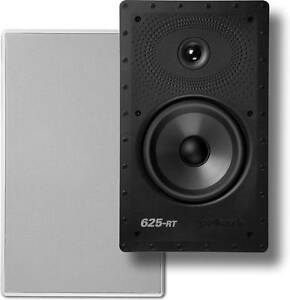 POLK AUDIO 625-RT IN-WALL LOUDSPEAKER Phillip Woden Valley Preview