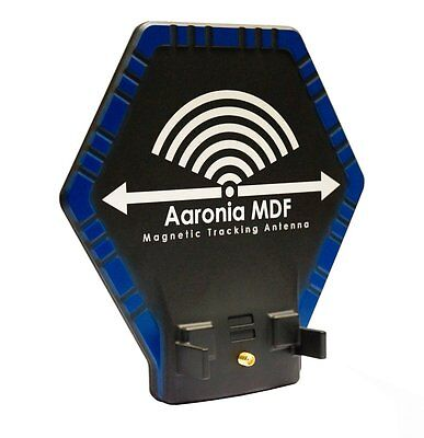Magnetic Direction Finding Antenna 9khz - 400mhz Tracker Loop Aaronia Mdf 9400