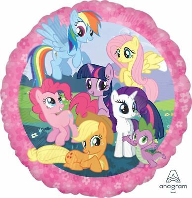 My Little Pony Birthday Party Decorations Mylar Foil Balloon - My Little Pony Balloons