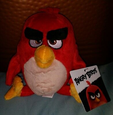 Angry Birds Movie Red Plush  7