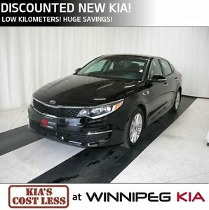 2016 Kia Optima LX+ *Discounted New Kia!*