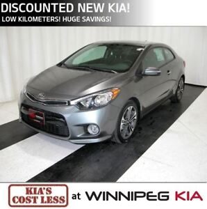 2016 Kia Forte Koup EX *Demo Clear Out Special!*