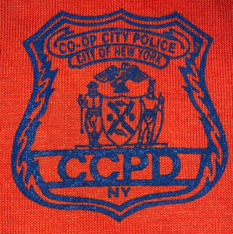 Co-Op City Police NYPD New York City Police Department T-Shirt Sz XL Bronx New