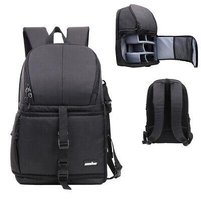 Large Compact Camera for DSLR Photo Bag Backpack Rucksack Rain Cover Waterproof