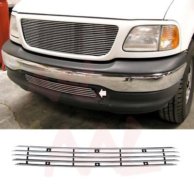 AAL 1999-2003 Ford F-150 2Wd Bumper Billet Grille Insert