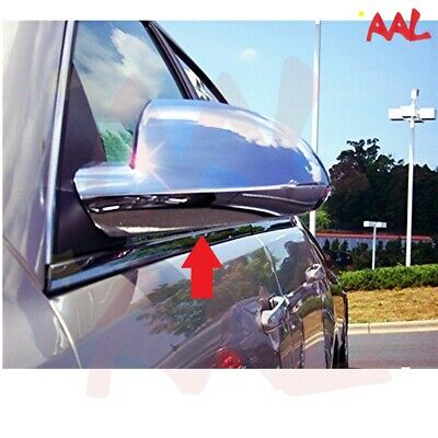 AAL Fit 2006-2013 Chevy Chevrolet Impala Full Mirror Chrome Cover