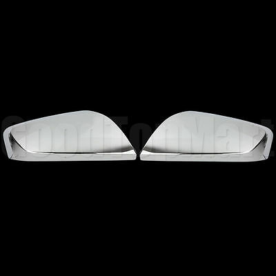For Chevy Chevrolet Impala 2014,2015,2016 14,15,16 Chrome Top Mirror Covers