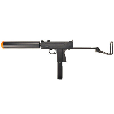 Mac 11 Airsoft Gun Gas Blowback 350 FPS UZI SMG Realistic Metal HFC CQB GBB (Gas Airsoft Uzi)