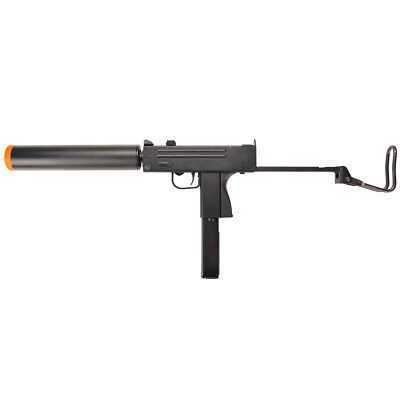 Mac 11 Airsoft Gun Gas Blowback 350 FPS UZI SMG Realistic Metal HFC CQB GBB M11