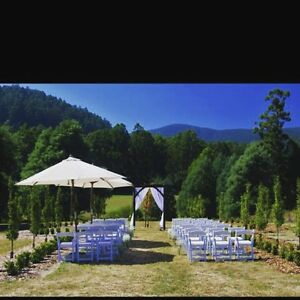 Ceremony Chairs Chirnside Park Yarra Ranges Preview