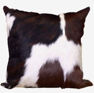 Genuine cow hide cushion cover Ormeau Gold Coast North Preview