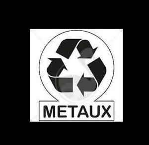 ACHAT DES CATALYSEURS ET TOUTES SORTES DE MÉTAUX