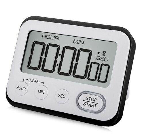 1x digital kitchen countdown timer teachers classroom