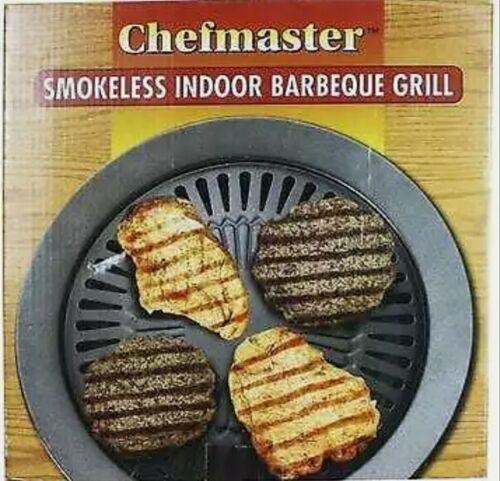 Handy Helpers Smokeless Indoor Barbecue Grill