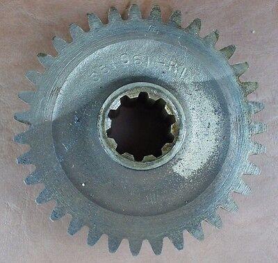 Ih Mccormick Farmall C Super C Transmission 3rd Gear Pinion 35 Tooth