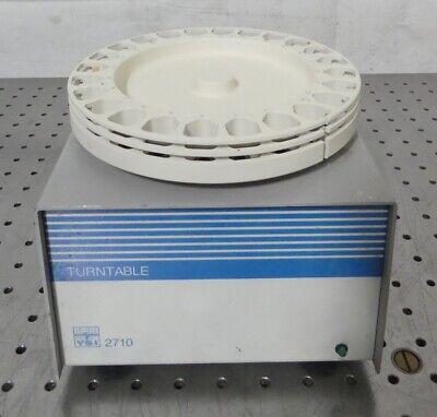 R163562 Ysi Select 2710 Turntable For Biochemistry Analyzer