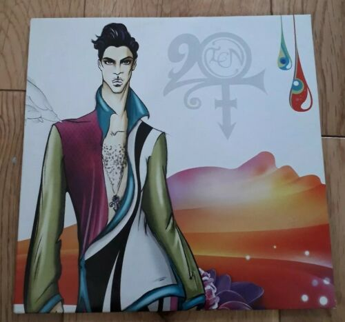 Prince 20Ten 2010 CD Includes Bonus Extra Hidden Track RARE Ltd/Limited Edition