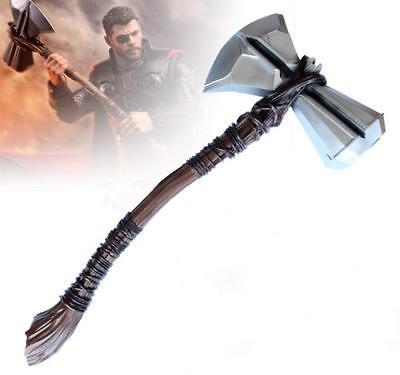 Resin & Metal Avengers Infinity War Thor Stormbreaker Axe Thor Handmade 1:1 Prop
