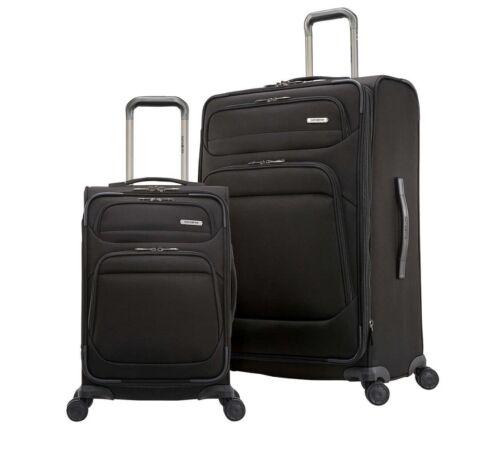 new Samsonite Epsilon NXT 2-Piece Softside Travel Luggage Sp