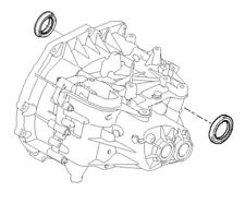 Mini Cooper Axle Seal Manual Transmission Oem Gen2 R55-r61
