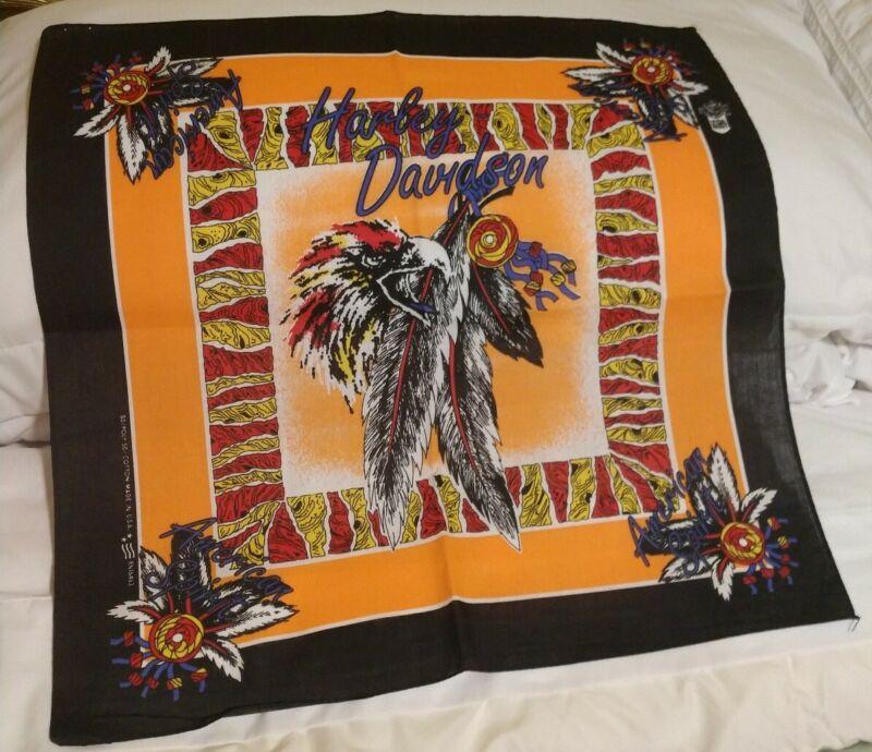 Harley Davidson Screamin Eagle American Spirit Vintage Bandana Brand New