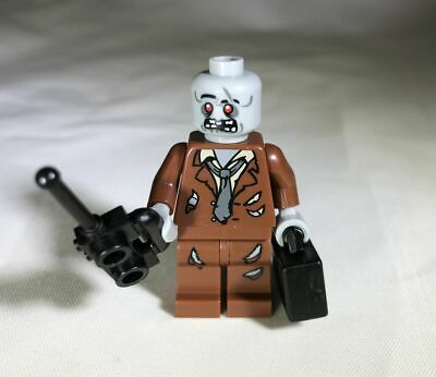 Zombie Businessman 850487 LEGO Monster Fighters Minifigure - New Out of Package