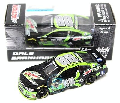 Dale Earnhardt Jr 2016 ACTION 1:64 #88 Mountain Dew DEWcision Chevy SS Diecast