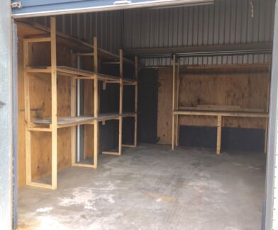 Tradies unit for lease