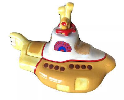Beatles: Yellow Submarine, Vintage Vandor (1999) - Collector Edition Cookie Jar