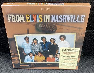 Elvis Presley - From Elvis In Nashville [New CD] Boxed Set SEALED