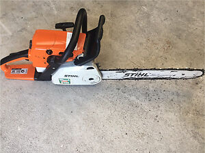 Stihl MS250C chainsaw Safety Bay Rockingham Area Preview