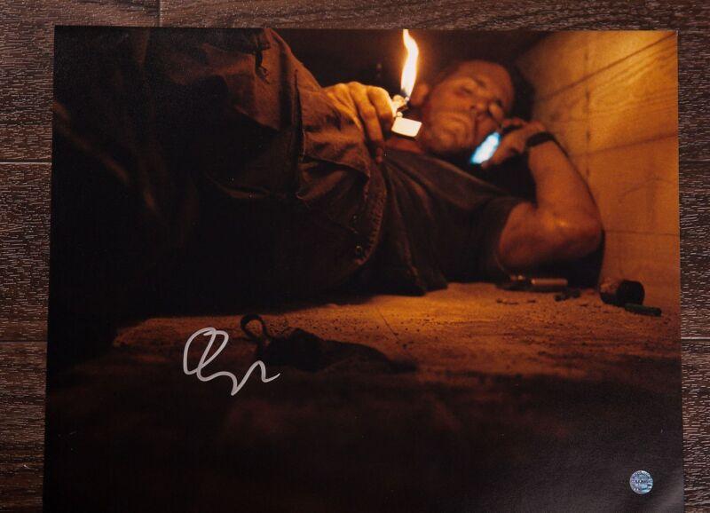 GFA Buried Movie Star * RYAN REYNOLDS * Signed 11x14 Photo R1 COA