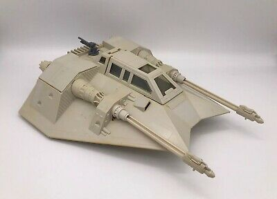 Vintage Star Wars Snowspeeder 1980 Kenner Working Electrics