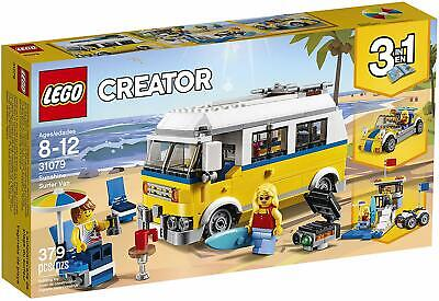 NEW LEGO Creator 31079 Sunshine Surfer Van 3-in-1