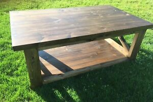 Rustic Coffee Tables