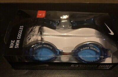 582b18a5618b Nike Swim 2 pack Blue darker Blue goggles training swimming Adult
