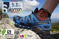 Scarpe Da Trekking Salomon Speedcross 3 Da Uomo + Calzini In Omaggio + Ricevuta - salomon - ebay.it