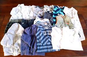 Baby Boys Size 00 / 3-6 months Winter Bulk Bundle 18 Items